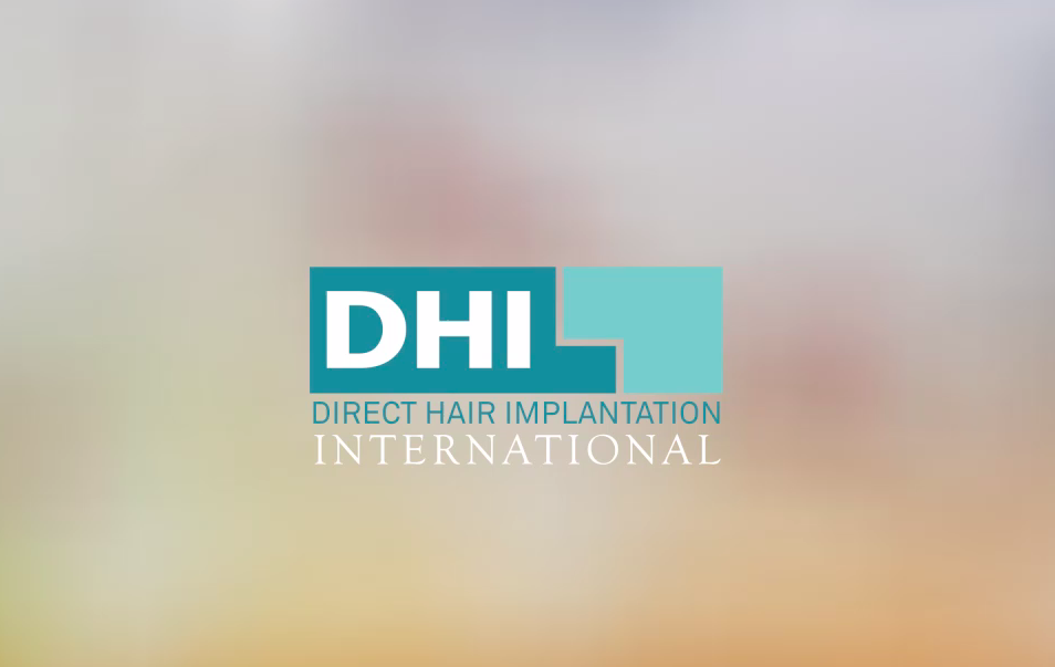 DHI technique for hair transplant